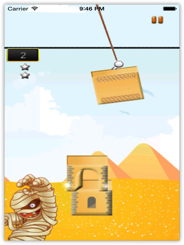 Pyramid Block Pro : Zombie Survival Adventure screenshot 5