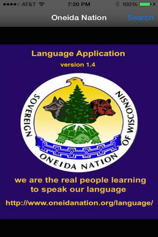 Oneida Language - Oneida Nation of Wisconsin - náhled