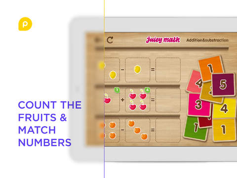 Juicy Math: addition and subtraction screenshot 10