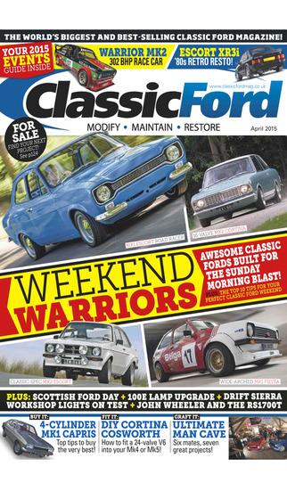 Classic Ford Magazine screenshot 1