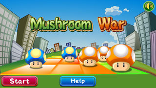 Mushrooms Turf screenshot 1