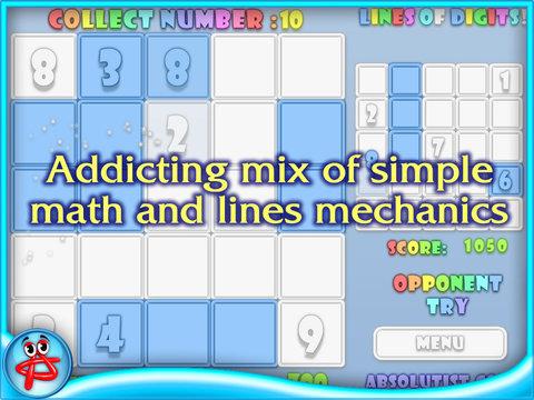 Lines of Digits: Fun Math Game screenshot 9