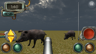 Boar Hunter 2015: Wild Pig Hunt screenshot 1