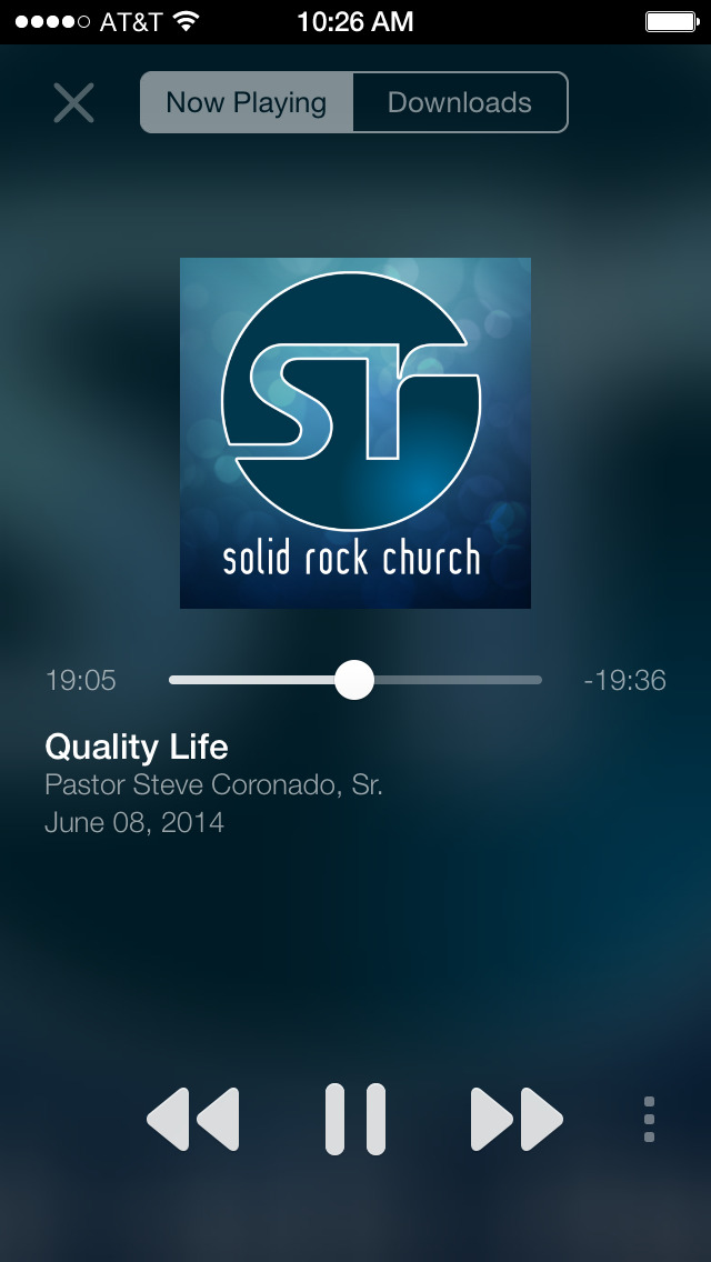 Solid Rock Church screenshot 2