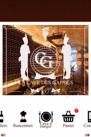 La Cave des Gardes - náhled
