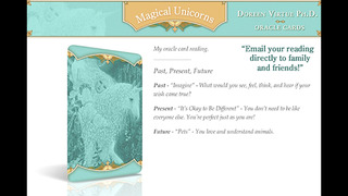 Magical Unicorns Oracle Cards - Doreen Virtue, Ph.D. screenshot 3