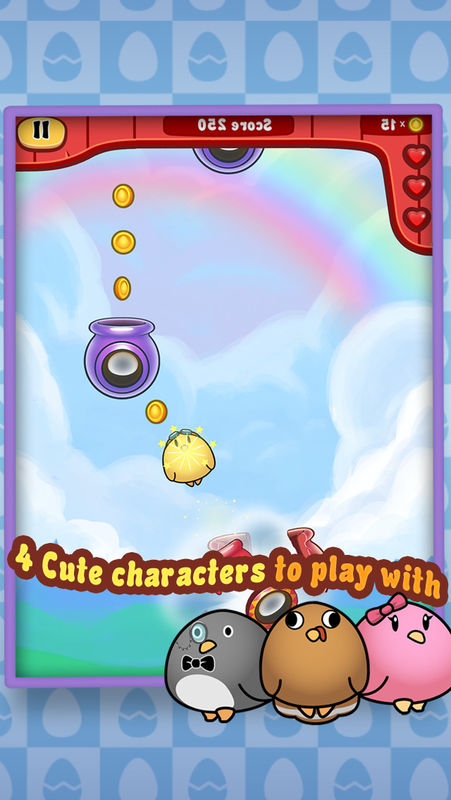 Chick-A-Boom - Cannon Launcher Game screenshot #4