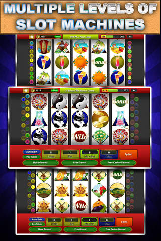 Cleopatra's Kingdom Slots - Hot Slot Machines in E - náhled