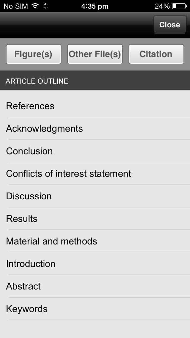 Journal of Biomechanics screenshot 2