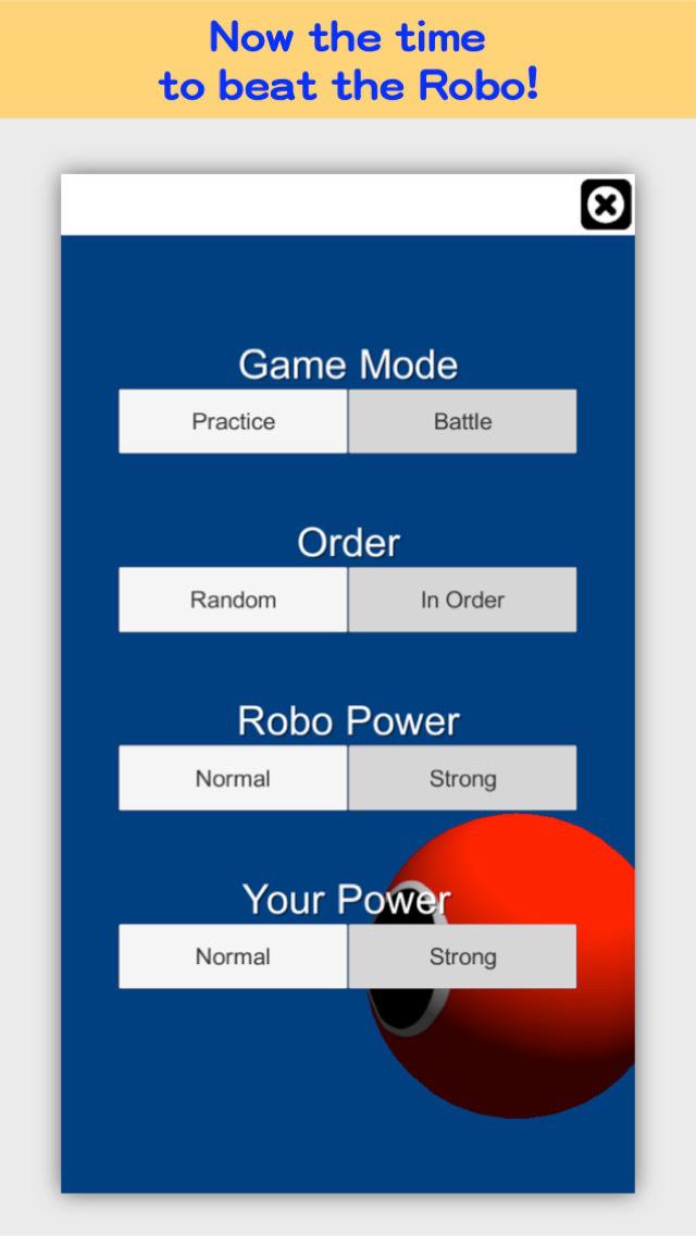 Writing Order Kanji 1st. screenshot 5