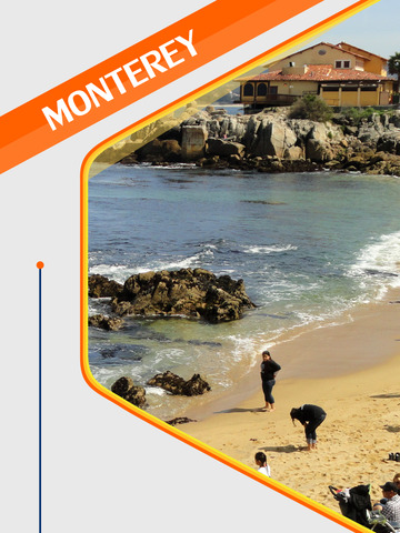 Monterey City Offline Travel Guide screenshot 6