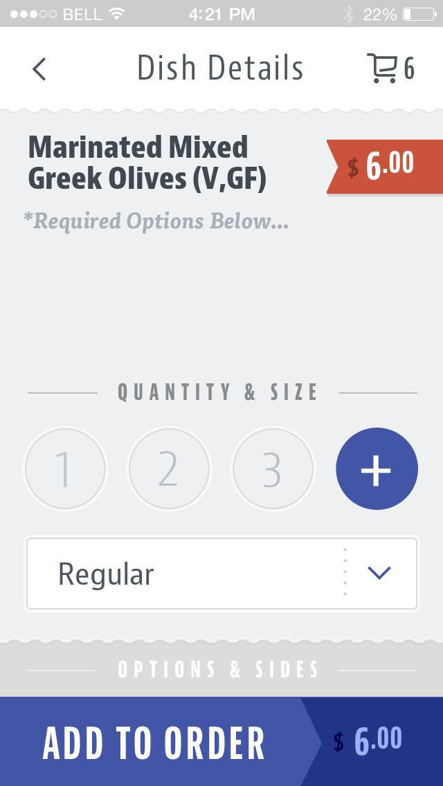 Mezes Greek Kitchen & Wine Bar screenshot 4