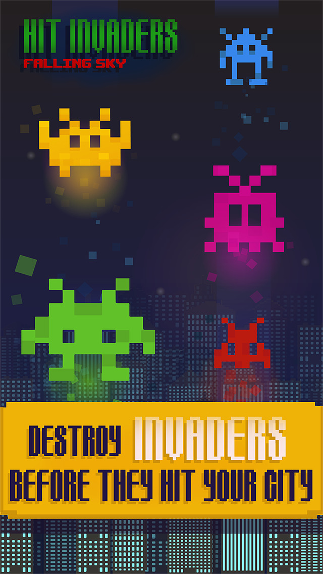 Hit Invaders screenshot 2