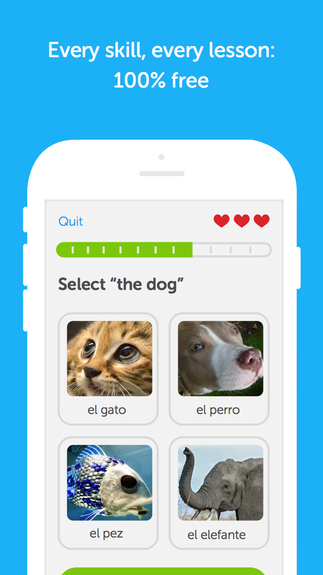 Duolingo - Language Lessons screenshot 2