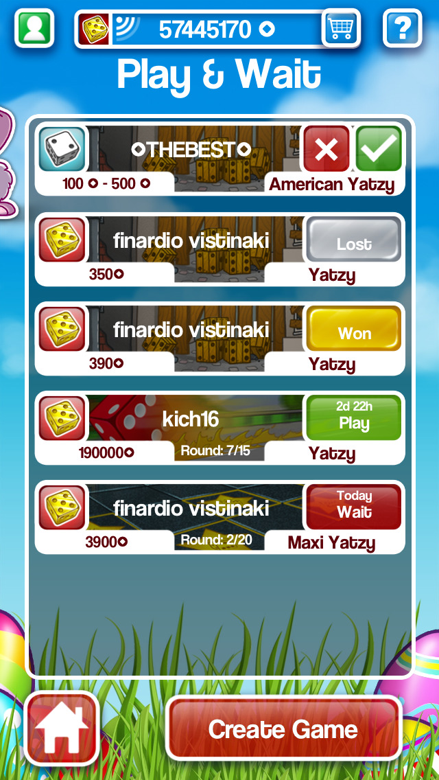 Yatzy Ultimate screenshot 4