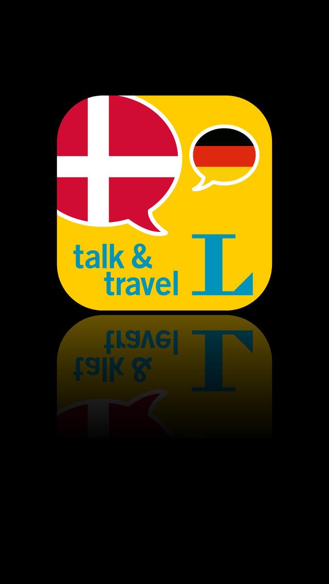 Dänisch talk&travel – Langenscheidt Sprachführer mit Audio screenshot 1