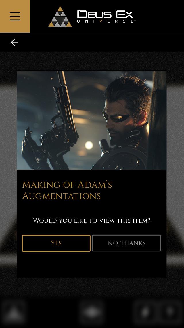 Deus Ex Universe screenshot 4
