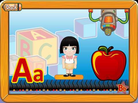 WORDZ Club Alphabets Words HD screenshot 2