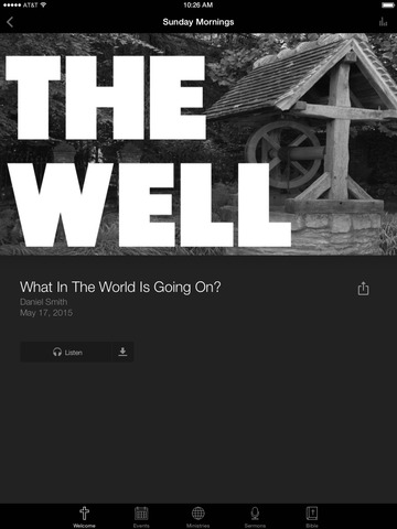 The Well Stigler screenshot 6