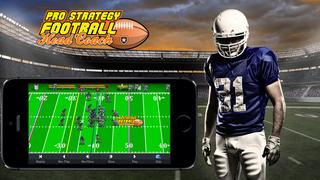Pro Strategy Football 2014 screenshot 1