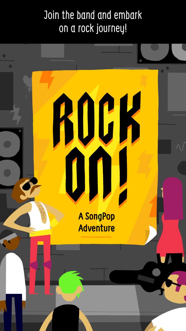 Rock On - A SongPop Adventure screenshot 2