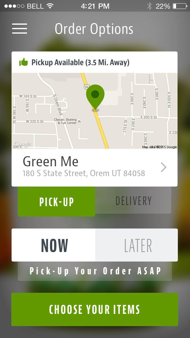 Green Me Orem screenshot 2