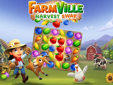 FarmVille: Harvest Swap screenshot 10