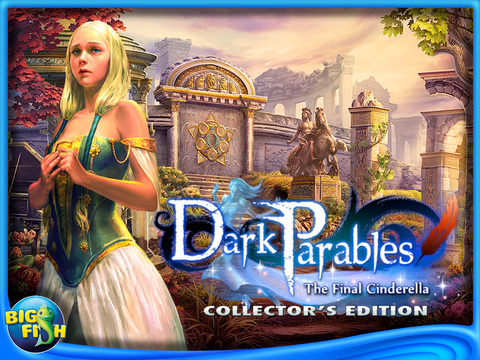 Dark Parables: The Final Cinderella HD - A Hidden Objects Fairy Tale Adventure (Full) screenshot 5