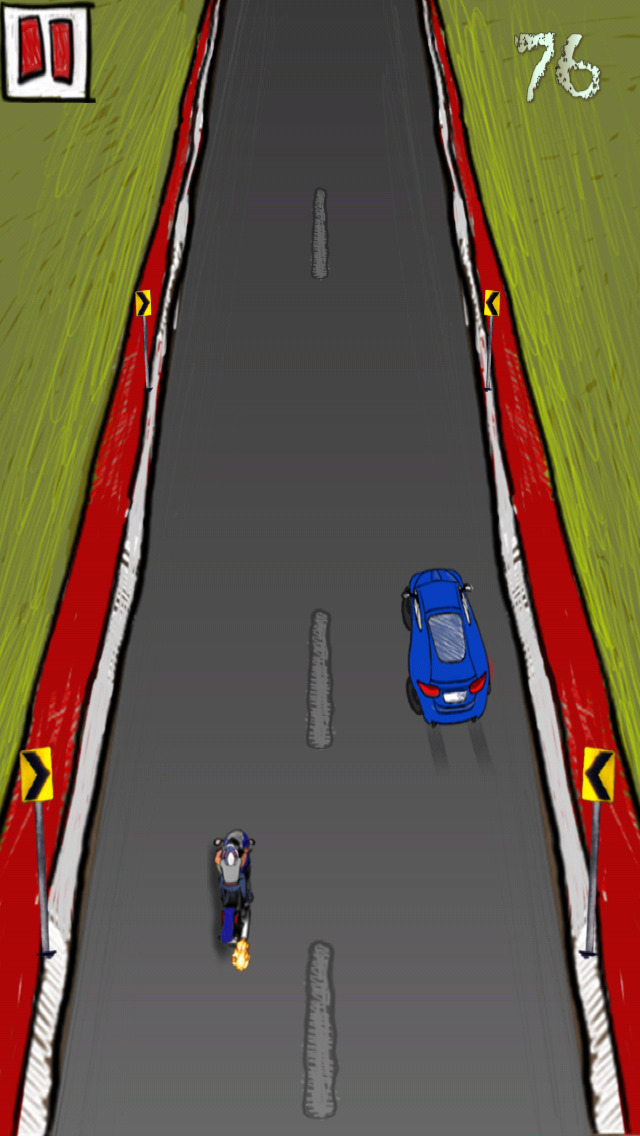 Nitro Bike Race Free - Top Speed Edition screenshot 3