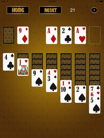 A Super Classic Solitaire Deluxe Play With Spider Solitaire And Tri Peaks Card Games Hd Free Ipad Reviews At Ipad Quality Index