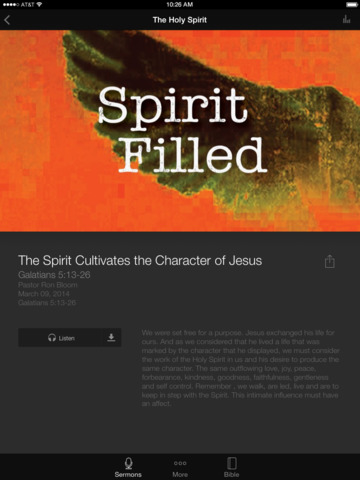 Mission Church App screenshot 6