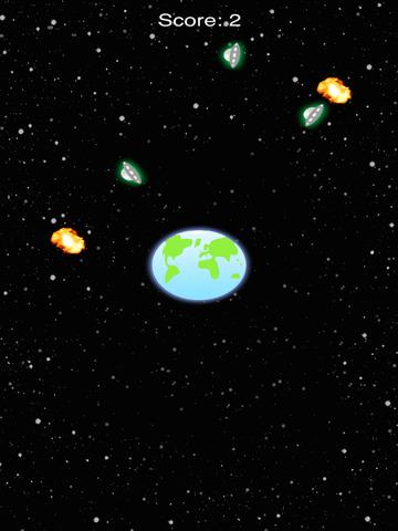 Earth Defend Lite screenshot 7