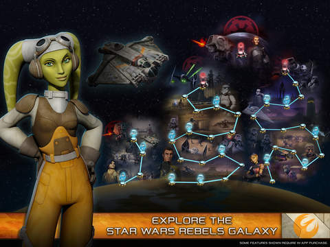 Star Wars Rebels: Recon Missions screenshot 9