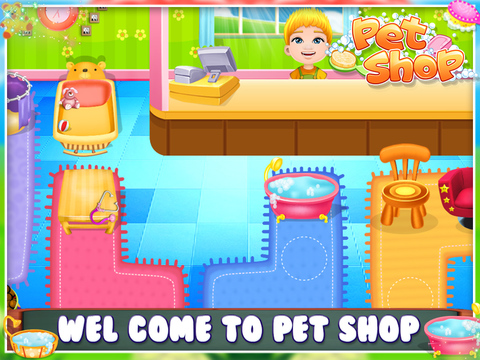 Pet Shop Game screenshot 6