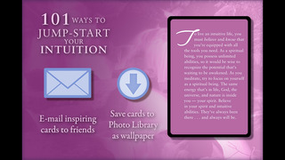 101 Ways to Jump Start Your Intuition - John Holland screenshot 4