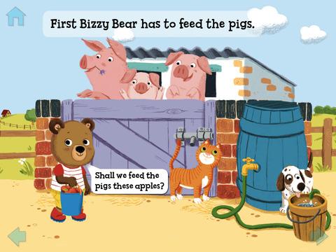 Bizzy Bear on the Farm screenshot 7