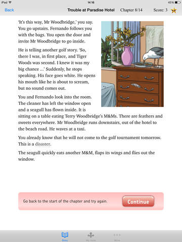 Richmond Mazes: Trouble at Paradise Hotel screenshot 4