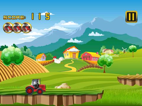 Tractor Farm Run screenshot 5