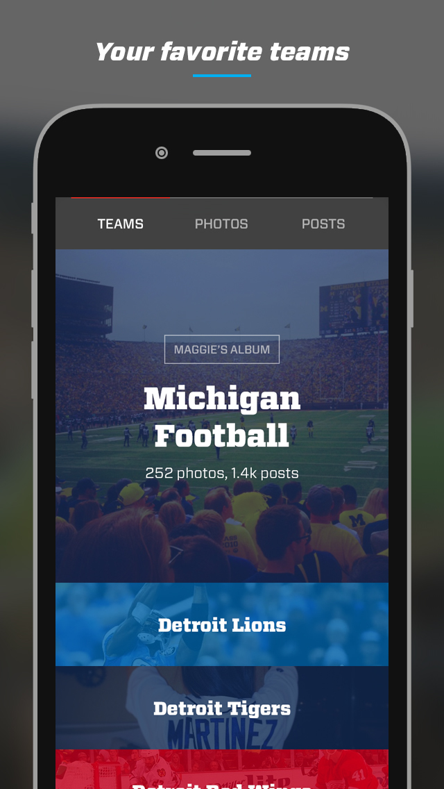 Fancred - Your only sports app screenshot 2