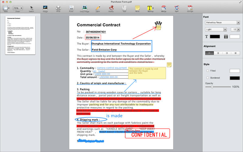 Pdf Writer For Mac
