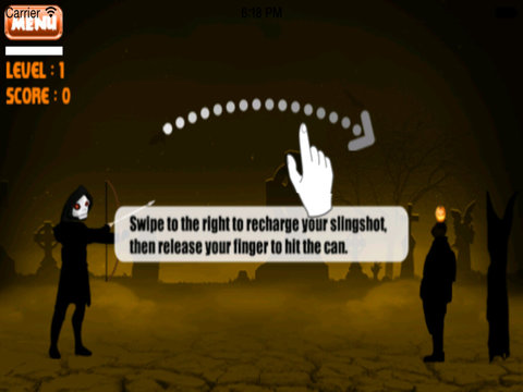 Death Bowmaster PRO- archery shooting game screenshot 10
