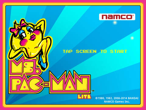 Ms. PAC-MAN for iPAD Lite image #1