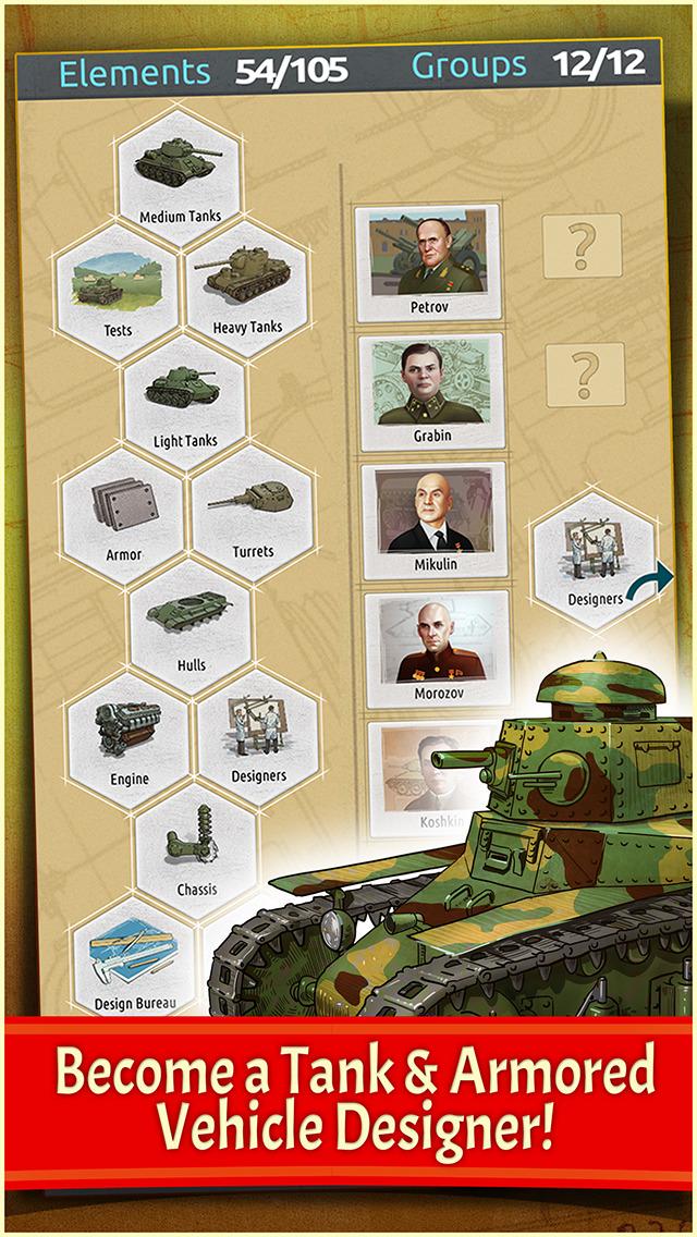 Doodle Tanks™ Gears screenshot 2