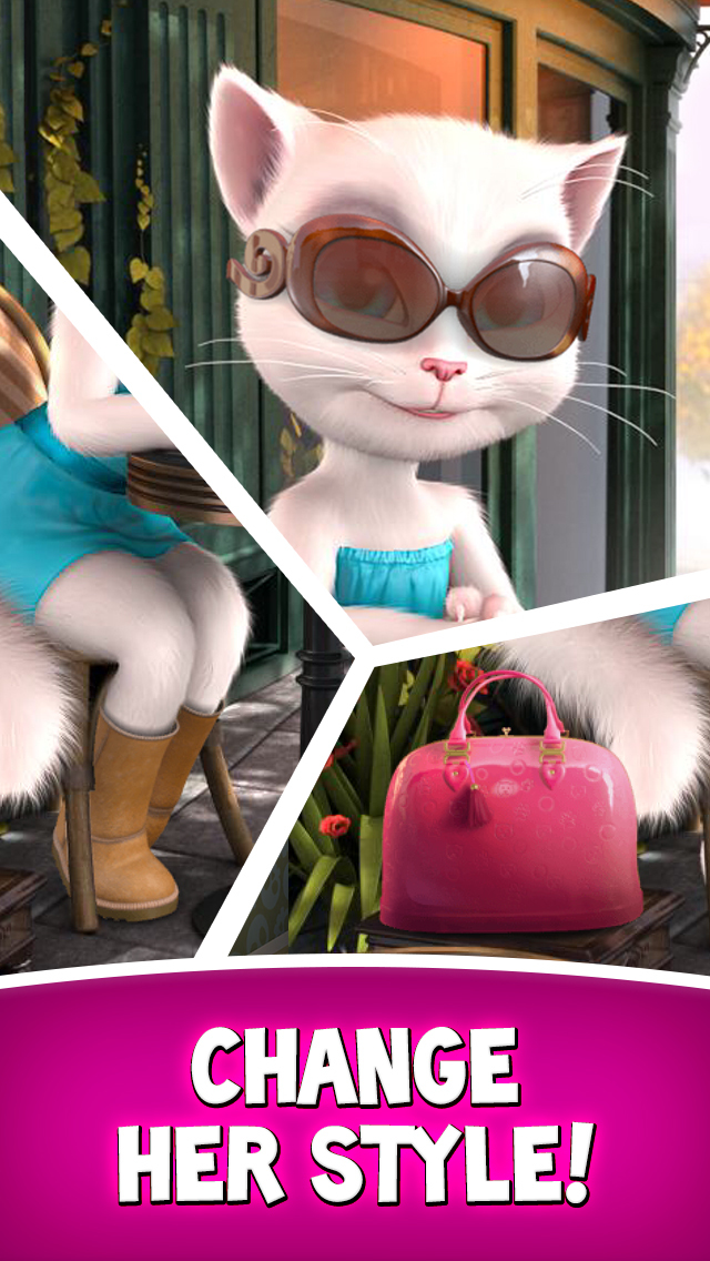 Talking Angela screenshot 5