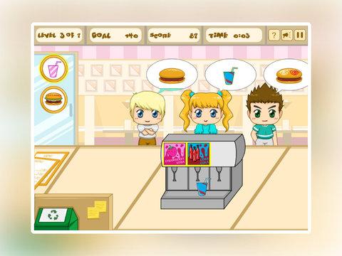 Burger Shop Frenzy screenshot 7