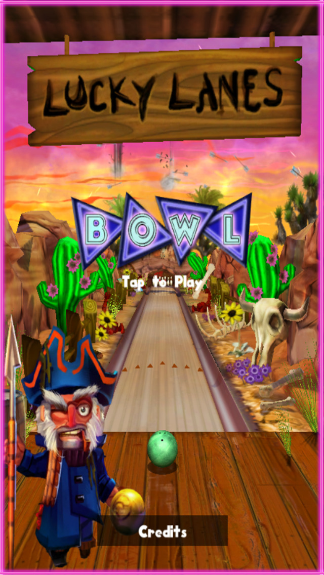 Lucky Lanes Bowling screenshot 4