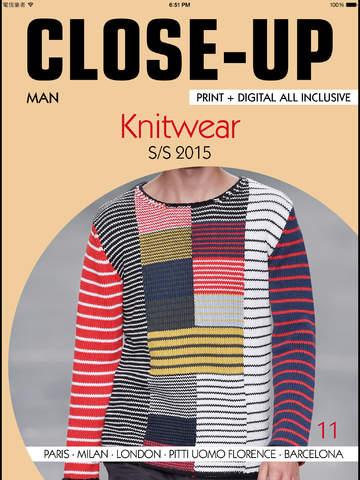 Close-Up Man Knitwear screenshot 6