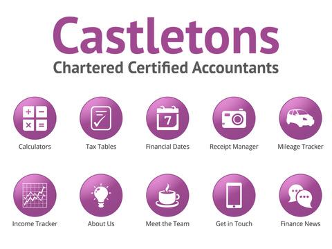 Castletons Accountants Limited screenshot #2