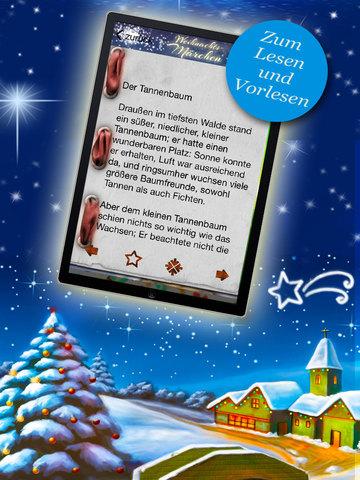 Weihnachtsmärchen für Kinder - Klassische Weihnachtsgeschichten zum Advent screenshot 10