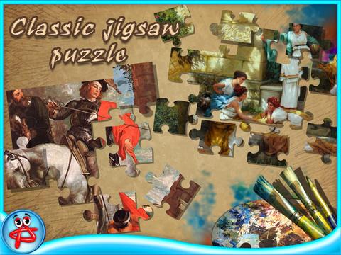 Greatest Artists: Free Jigsaw Puzzle screenshot 7